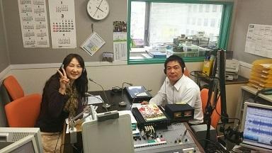 かこまるとヒデ博士.加藤英明FMHi76.9ラジオ.JPG
